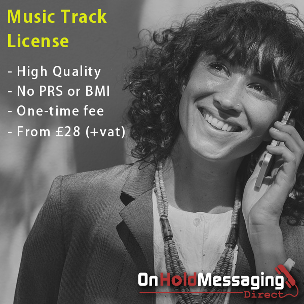 Music On Hold Licensing - OnHoldMessagingDirect.com